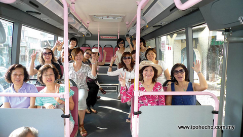 2. On the Ipoh City Tour