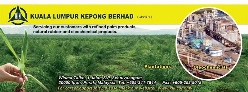refined palm products, natural rubber, oleochemical products, palm oil plantations