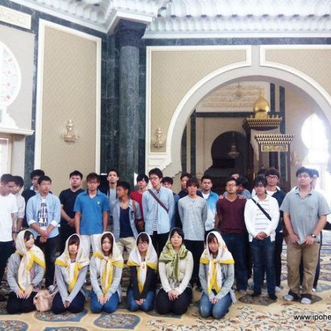 UTAR hosts Japanese students