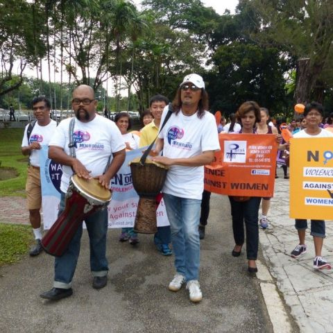 Stopping Violence Against Women