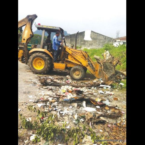 Illegal Dump Sites on the Rise