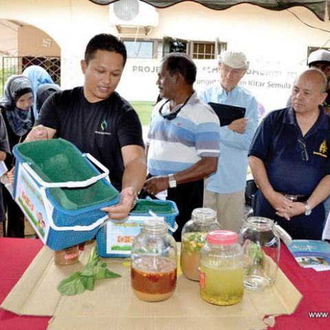 Recycling Programme in Jelapang