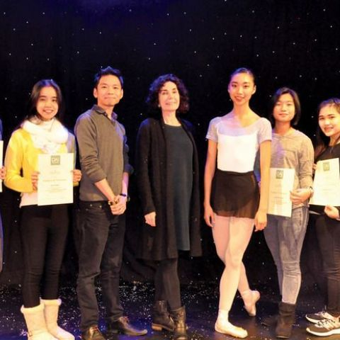 First Malaysian Knowledge Exchange to Ballet West