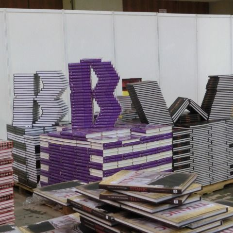 First Time in Perak – The Big Bad Wolf Book Sale