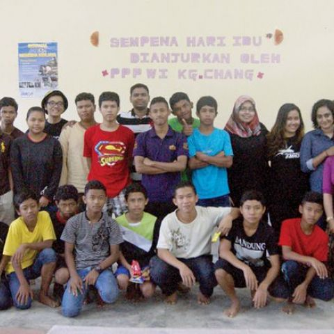 To Empower Young Orang Asli