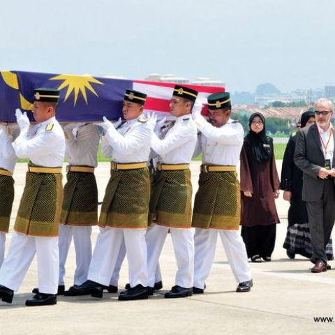 Victims of MH 17 Laid to Rest