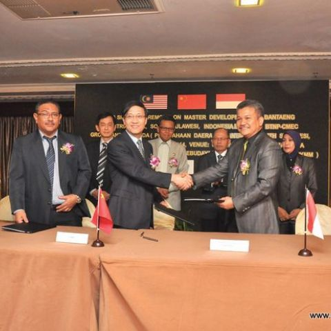 Ipoh-based Company to Develop Projects in South Sulawesi