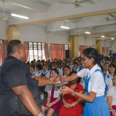City Survival Skills for 500 Students