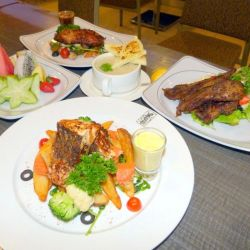 Symphony Suites Food Promotion