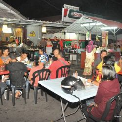The Party's Over and Feeling Peckish in Ipoh?
