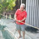 The Last of the Fishnet Weavers