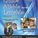 Come Giggle Nibble for the Lovable (30 Nov)