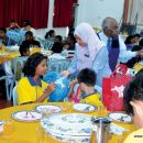 Goodwill Party for Residents of Welfare Homes