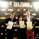 Triple Wins in Youth Awards