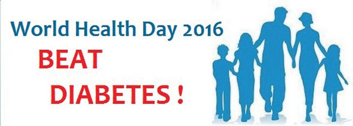 The World Health Organization WHO Celebrated Day WHD On April 7 And For First Time Since 1950 Has Chosen Beat Diabetes As Its Theme
