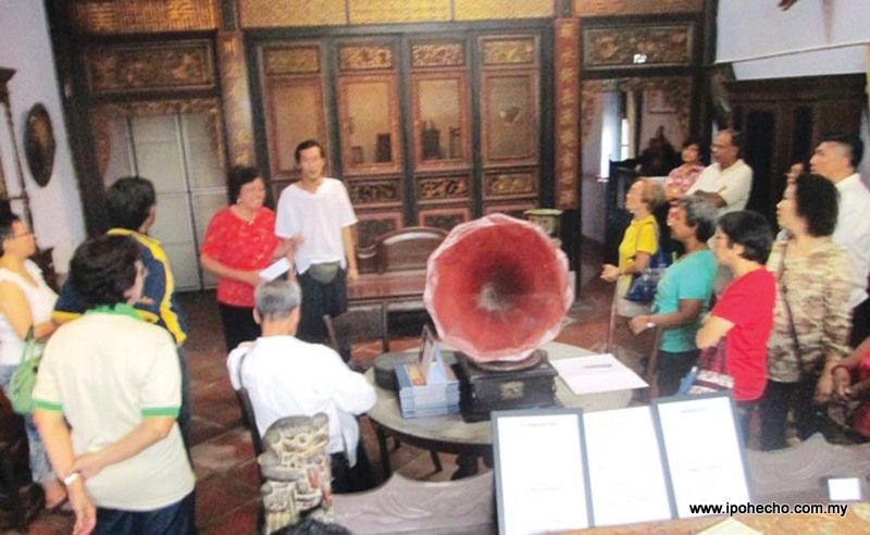 Taiping's Old Museum House