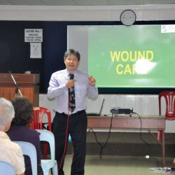 Managing Wounds