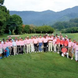 MIDA - Investors Golf Game @ Meru Valley Resort