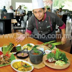 SeeFoon Remembers Kampung Malay Food