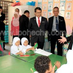 SK Kampung Kenang to Pioneer 21st Century Education