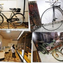Vintage Bicycle Exhibition