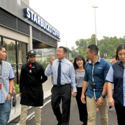 Starbucks Opens Second Drive-Through in Ipoh