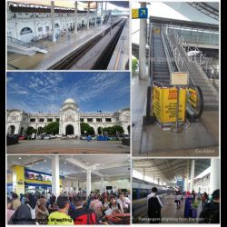 Ipoh Railway Station: On the Right Track...