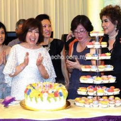 Christine Yeoh Celebrates 70th Birthday