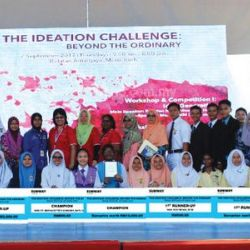 Sunway College Ipoh Encourages Thinking Out of the Box