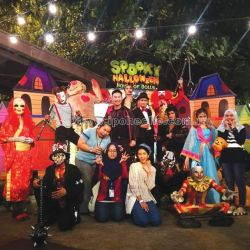 Spine-chilling Halloween at Lost World of Tambun (1-31 Oct 2017)