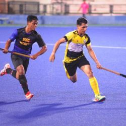 Perak in Semi-Final Despite Draw