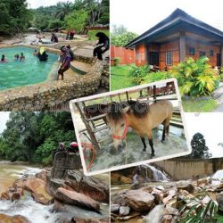 Lubuk Timah Hot Springs