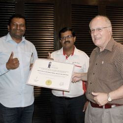 International Recognition for Crew Skills