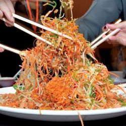 Value of Yee Sang