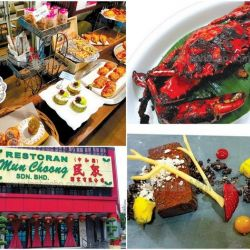 Enduring Restaurants in Ipoh