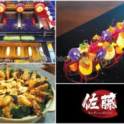 SeeFoon explores Chinese New Year options - Classic Dining, Sato Kitchen, Moonlight Treasure