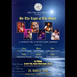 Ipoh Fine Art Society - 'By the Light of the Moon' (24 Mar 2018)