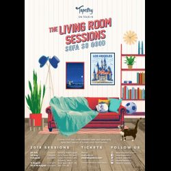 Tapestry on Tour: 'The Living Room Sessions - sofa so good' (28 Jul 2018)