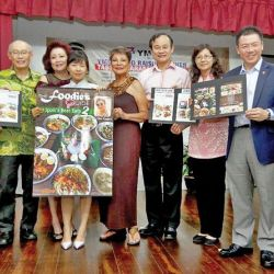 Joining Hands for Tabung Harapan