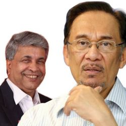 Anwar's Dubious PD Move