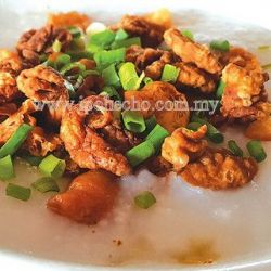 Hawker Food: Congee