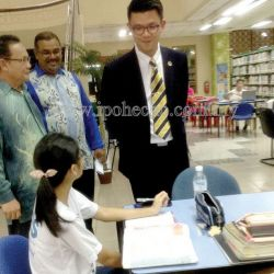 RM1.3 Million to Upgrade Library