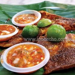 Hawker Food: Ikan Bakar