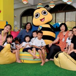 Buzzing New Kindergarten Takes Flight in Ipoh