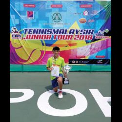 Ipoh Boy to Represent Asia