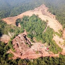 Editorial:  Fate of Kledang Hill