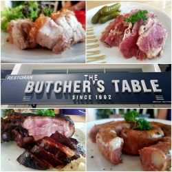 Butcher's Table:  SeeFoon Revels in Carnivore Paradise