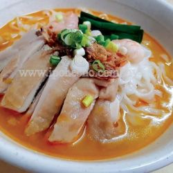 Ipoh Echo Reader's Choice:  Top 5 Kai Si Hor Fun in Ipoh