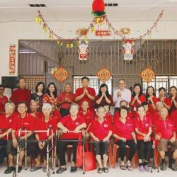 PCSH Spread Chinese New Year Cheer