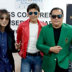 Top Three Singing Sensations Bound for Ipoh
